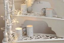 Shabby chic / Love grows best in little houses