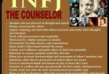 Personality type: INFJ