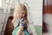 Cute Baby&Animals / Immagini evocative dei valori più puri e veri di Camomilla Milano