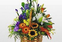 Basket & Other Arrangements