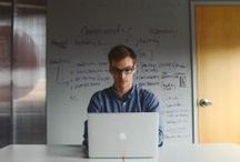 We Build Websites! / Websites, Landing Pages, and Web Apps built for ourselves and our clients.