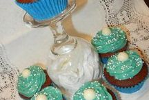 Mimos e Gostosuras por Erica Monquero / Mini cupcakes, docinhos, bolos e outras gostosuras