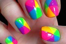 Nail Art / Inspirações em Unhas Blog Embellezar.com