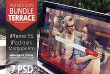 Bundle PSD Mockups / Mockup Bundle