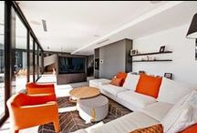 Beautiful Design and Architecture / Beautiful rooms and large glass windows.