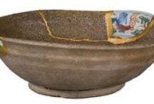 Kintsukuroi and Japanese Ceramics