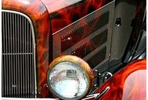 Flames ~ / Automotive Photography ~