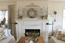 Mantels / by Jody Garner
