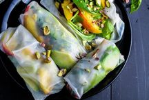 Main Recipes // / Delicious and (mostly) healthy food! / by Destinee Uelmen
