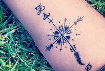 Tattoos / by Audrey-Anne Breton
