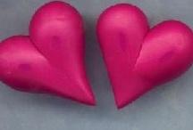 SCULPT..........................HEARTS / by Vi vi
