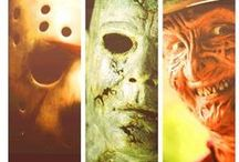 Favorite Ghouls / The villains, monsters, and scary babes we love most / by DFW-Haunted
