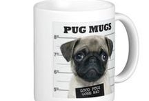 Pug Lover / Pug related designs sold on Zazzle.com