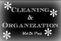 Cleaning & Organization in da Home / Cleaning and Organization in da home of all kinds. Cleaning tips, cleaning tricks, declutter, organize, clean. Makes for a happier person!!