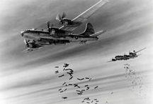 WWII Allied Warplanes Pacific