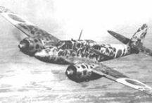 WW II Japanese warplanes