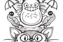 Totoro et compagnie