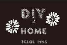 DIY at Home / My mamma taught me to share. This is for any and all DIY you can do in your home!!