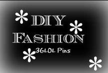 DIY Fashion / DIY Fashion..make your own stuff to look beautimous!!