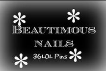 Beautimous Nails / All things nails.  From nail polish to tips!  Don't forget your toes!!