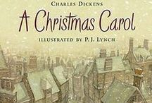 A Christmas Carol / Love this story and watching all the films as a lead up to Christmas... / by Suzanne Cunningham