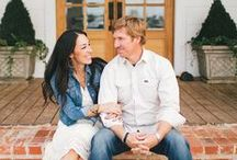 Fixer Upper  Chip & Joanna Gaines / Just love this husband & wife duo...they can do it all!!!  Great show & I love to watch as they bring old homes back to life. Just AMAZES me to see what they come up with!!!!  I am a huge fan!!!!   / by Jody Garner