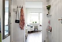 Homes | Entryways & hallways / Inspiration for my hall (entryway)