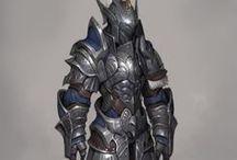Armor / Доспехи и броня.