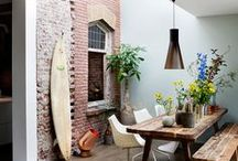 Droomhuis / Home, huis, interior design.