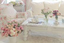 Dekoration Home / Romantik Shabby Chic