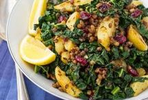 HEARTY ONE BOWL MEALS / One bowl meals that will fill you up and nourish your soul!