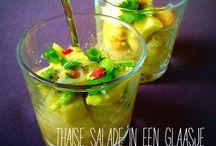 Thaise gerechten / thaise recepten