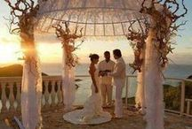 ❥ Love wedding decoration / Inspirações de decoração para sua festa de casamento ser perfeita!