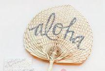 ❥ Invitations / Os convites mais originais e praianos estão no nosso board!