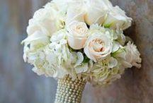 Hochzeits-Brautblumen