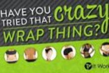 CRAZY WRAPS,It Works Global. / Crazy Wraps, Skinny Wraps, health and well being, healthy supplements, weigh loss, Natural, Skin Care, Greens, Skin Care, Liquid Gold, Define Gel, Face Wraps, Exfoliate Peel,