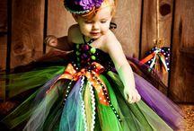 Beautiful costumes / Beautiful fun costumes.  Playing dress up.