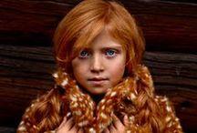 Red hair#love it