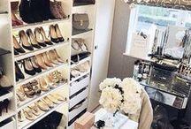 INTERIOR || Closets / Walk in Closet Goals Closets, Closet, Wardrobe, Ankleide, Ankleidezimmer, Begehbarer Kleiderschrank, Shoe closet, Schuhschrank, Walk in Closet, WIC, Kleiderschrank, Kleider, Organisation
