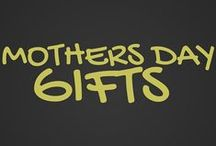 Mothers Day Gift Ideas / Being a full-time mother is one of the highest salaried jobs... since the payment is pure love. Why don't we show them some more love by giving them something they can keep and treasure?