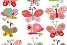 trieda motýliky