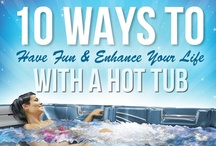 For Your Lifestyle / Ways to celebrate in your home with a Thermospas Hot Tub. / by ThermoSpas Hot Tub Spas