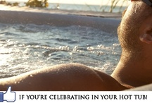 For a Labor Day Party / How to set up your hot tub for the ultimate Labor Day party! / by ThermoSpas Hot Tub Spas