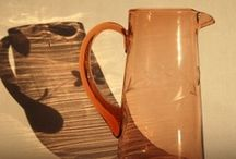 Transparent for water - Estonian antique glass