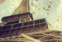 paris, nobody pinch me <3 / i'm a paris lover !