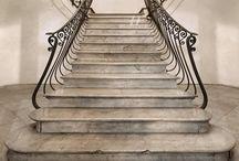 Staircases / Balustrades / by Mona Boubekeur