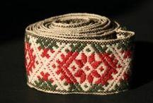 Estonian traditional clothes