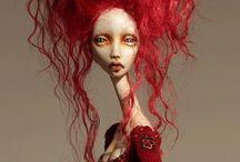 Dolls & Scratch / by Tomas Villalta