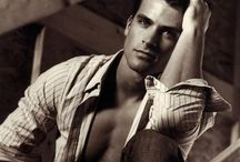 Leading Men / Hot, beautiful, gorgeous, sexy, stunning, incredible, handsome MEN!!! / by Tali Alexander Author