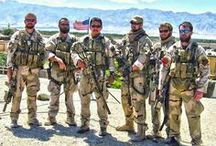 Afghan-Iraq KIA Military Heroes RIP - God Bless You / by Kim&Pauly